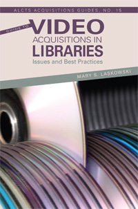 Guide to Video Acquisitions in Libraries image