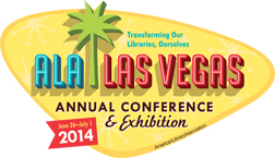ALA Annual Conference 2014 logo