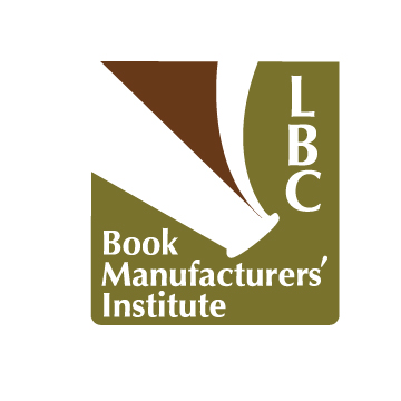 Library Binding Council, Book Manufacturers' Institute logo