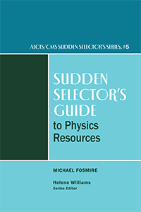 image of cover of Sudden Selector's Guide to Physics Resources