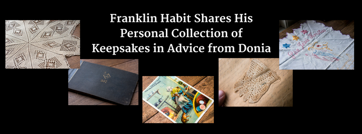 Franklin Habit Shares Personal Keepsakes