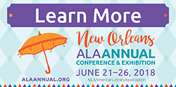 Learn More - New Orleans - ALA Annual Conference and Exhibition