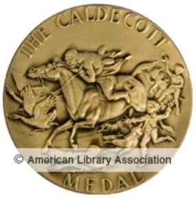 Caldecott medal image