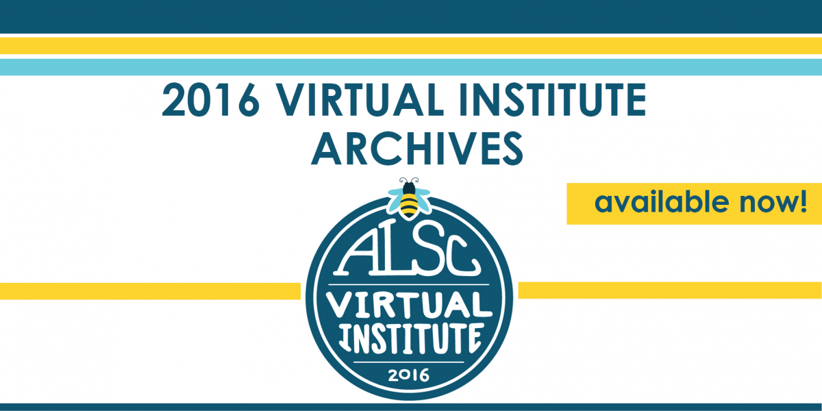 Virtual Archives - Available Now