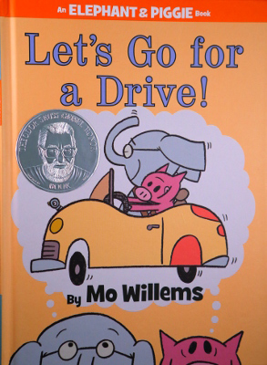 Book cover: Let's Go for a Drive!
