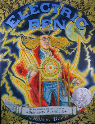 Book cover: Electric Ben
