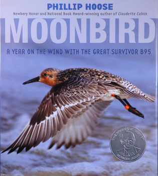 Book cover: Moonbird