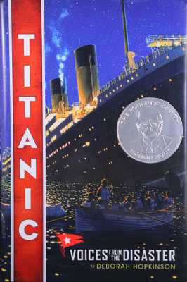 Book cover: Titanic