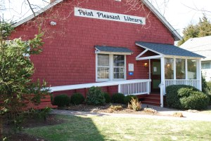 Ellen Riordan's First Library, Point Pleasant