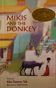 Book cover: Mikis and the Donkey