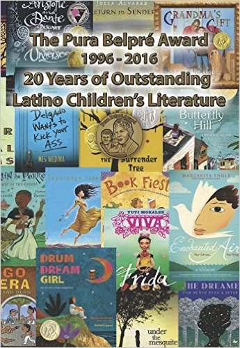 Image of Rosen Publishing's 20th Anniversary Pura Belpre Anthology Publication
