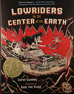 Book cover image: Lowriders to the Center of the Earth