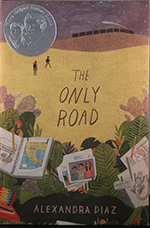 Book cover image: The Only Road