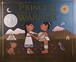 Book cover image: Princess and the Warrior