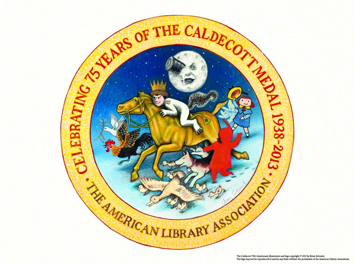 Happy 75th Birthday, Caldecott Medal!