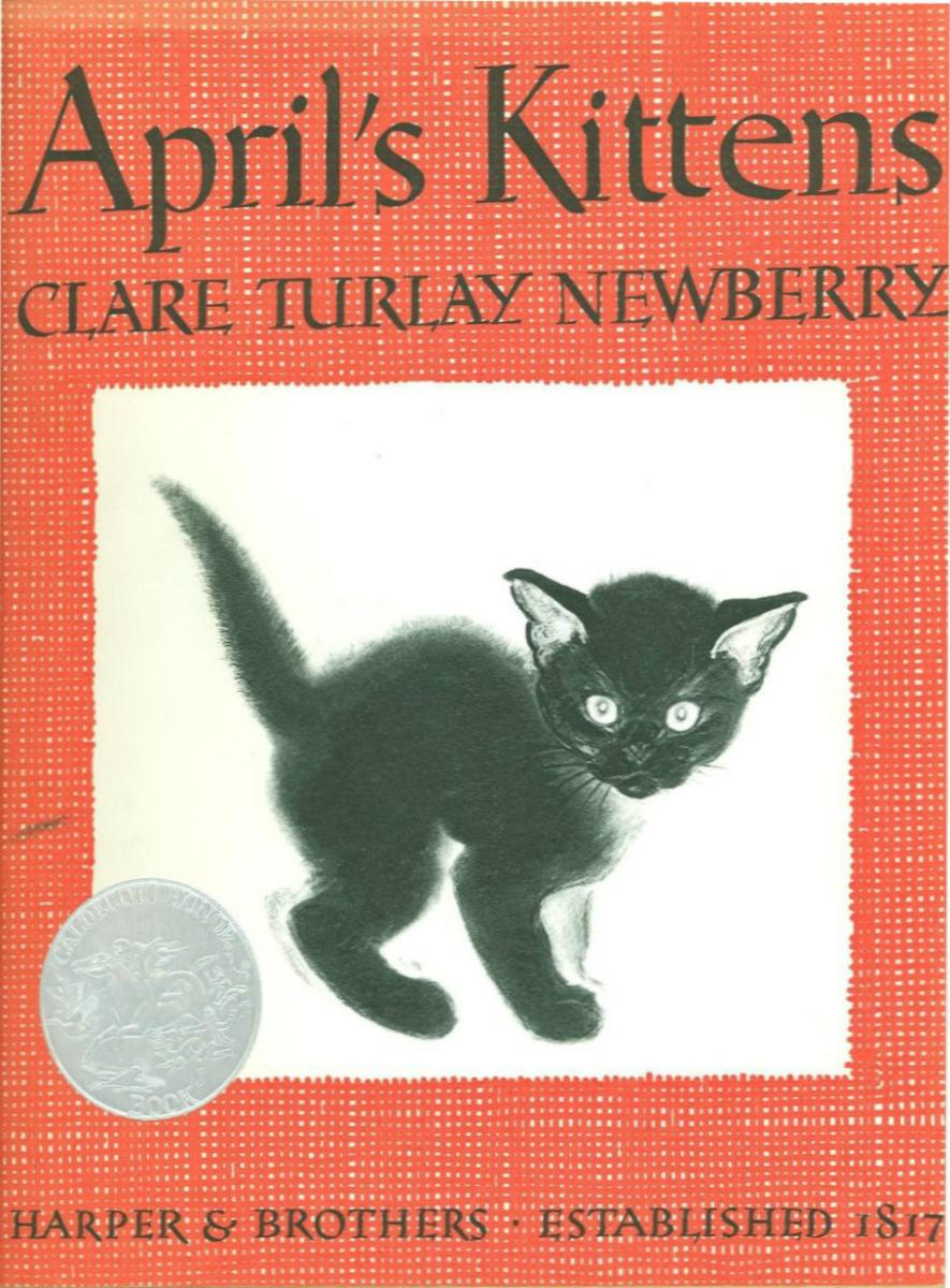 April's Kittens - book cover