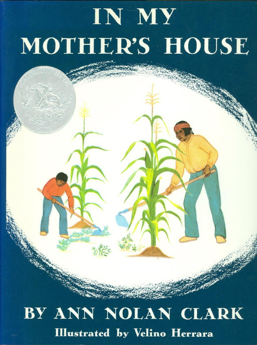 """In My Mother's House"" book cover"
