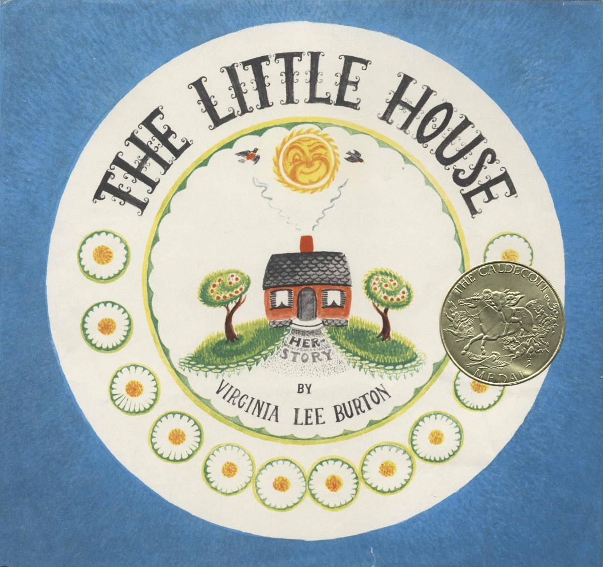 The Little House book cover image