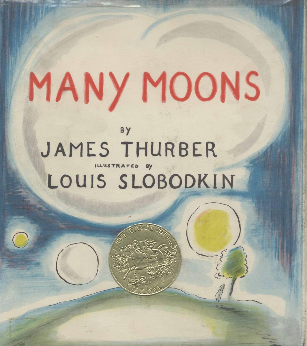"""Many Moons"" cover"