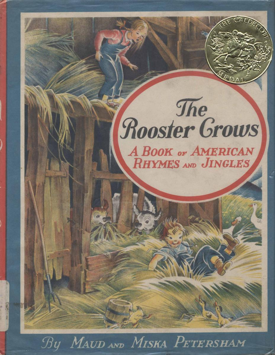 The Rooster Crows - book cover image