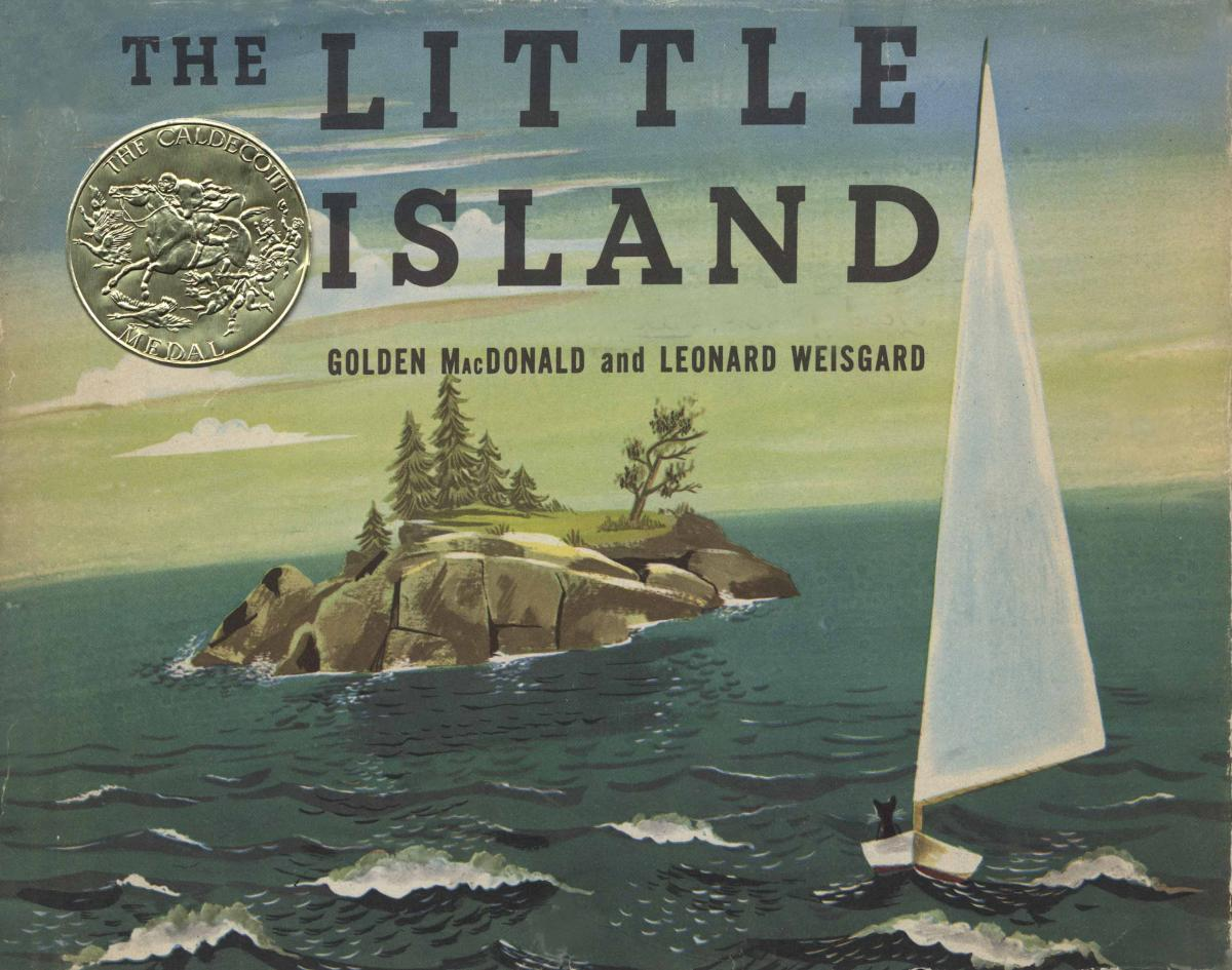 The Little Island cover