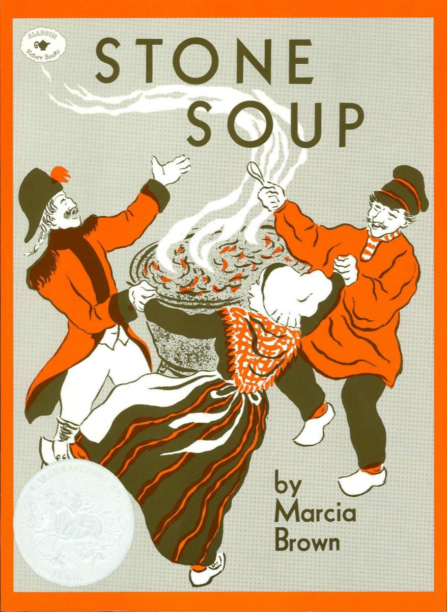 Stone Soup - book cover image