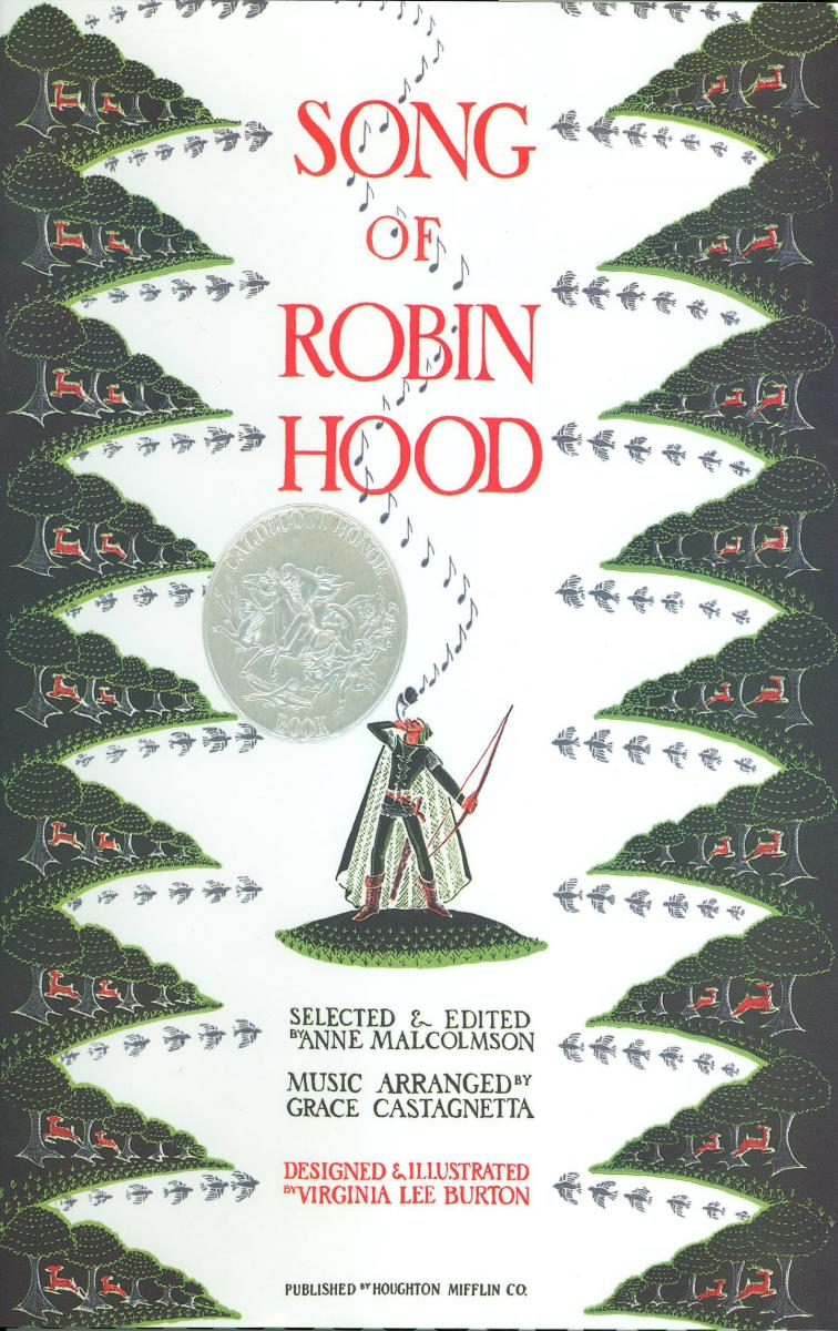 Song of Robin Hood cover image