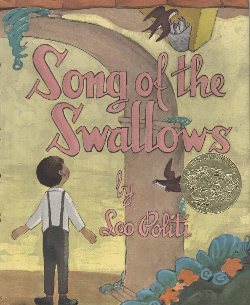 Song of the Swallows - book cover image