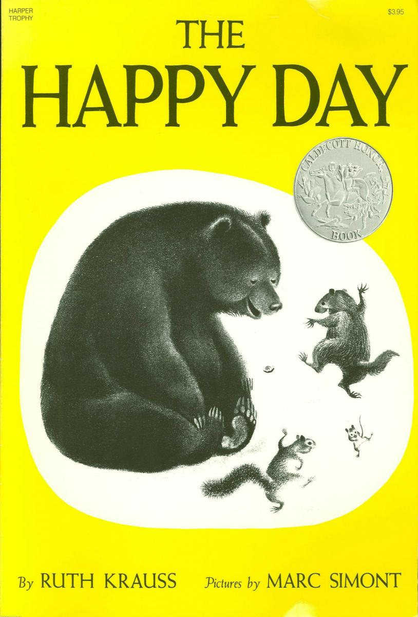 The Happy Day - book cover image