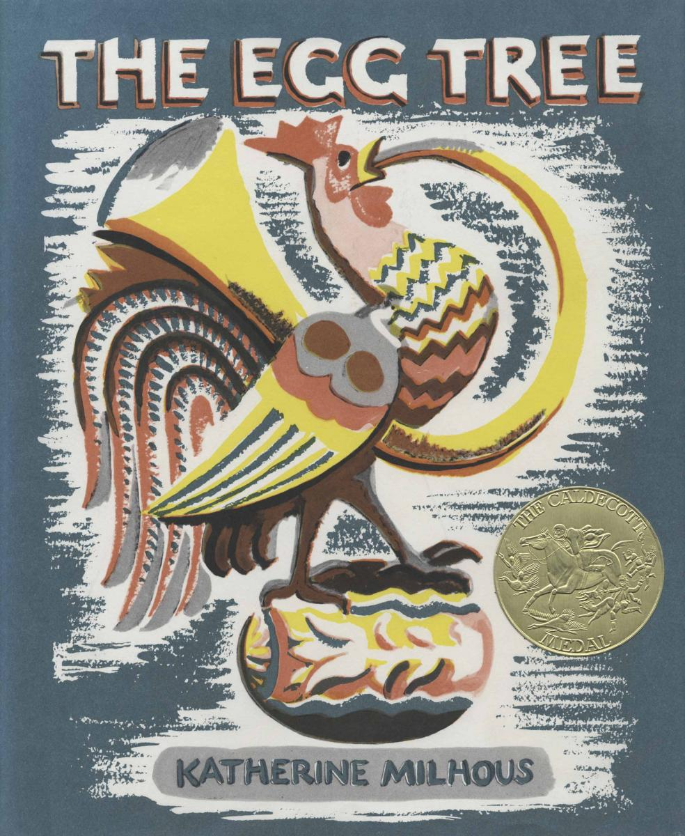 The Egg Tree - book cover image