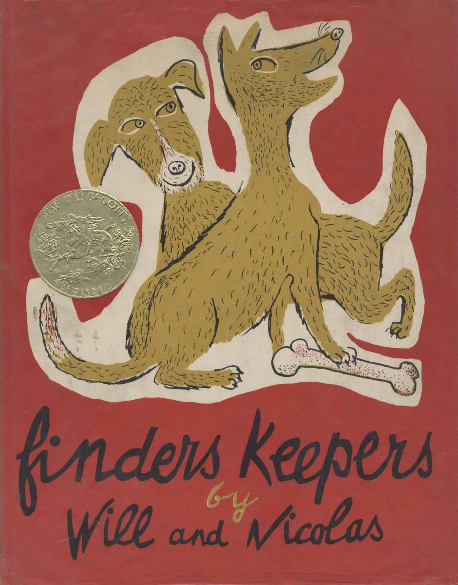 Finders Keepers - book cover image