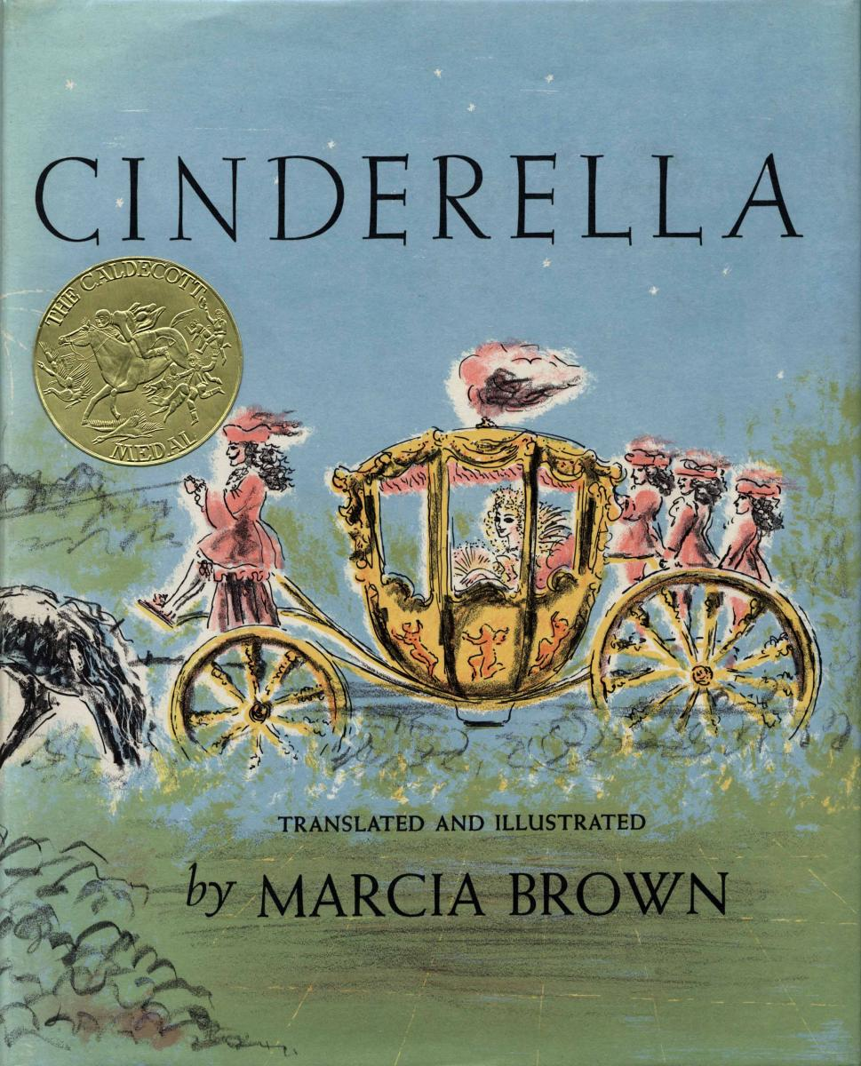 Cinderella - book cover image