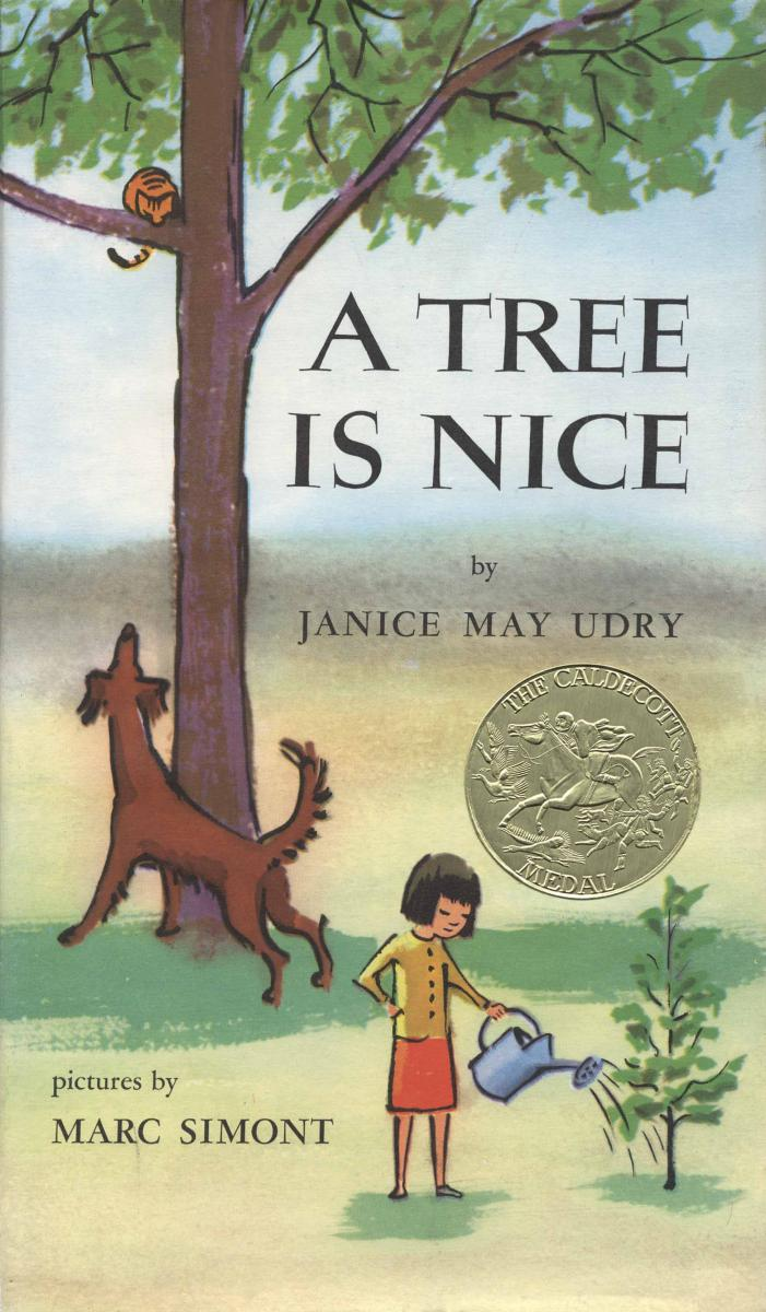 A Tree Is Nice - cover image