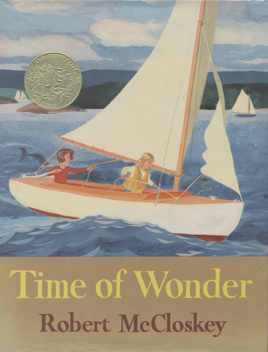 Time of Wonder - book cover image