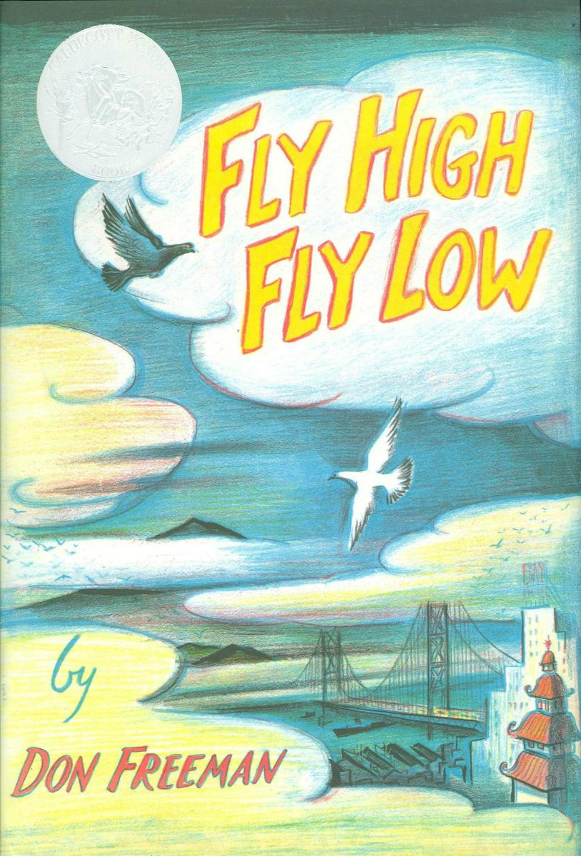 Fly High, Fly Low - book cover image