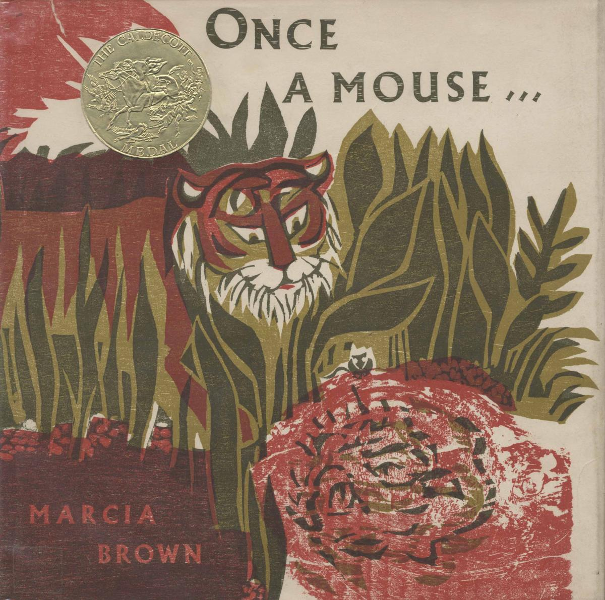 Once a Mouse... - book cover image