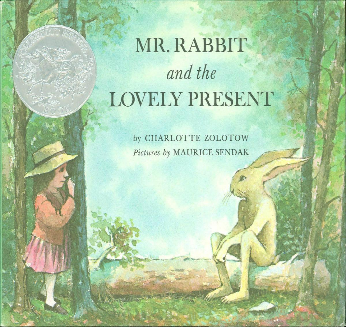 Mr. Rabbit and the Lovely Present - book cover image