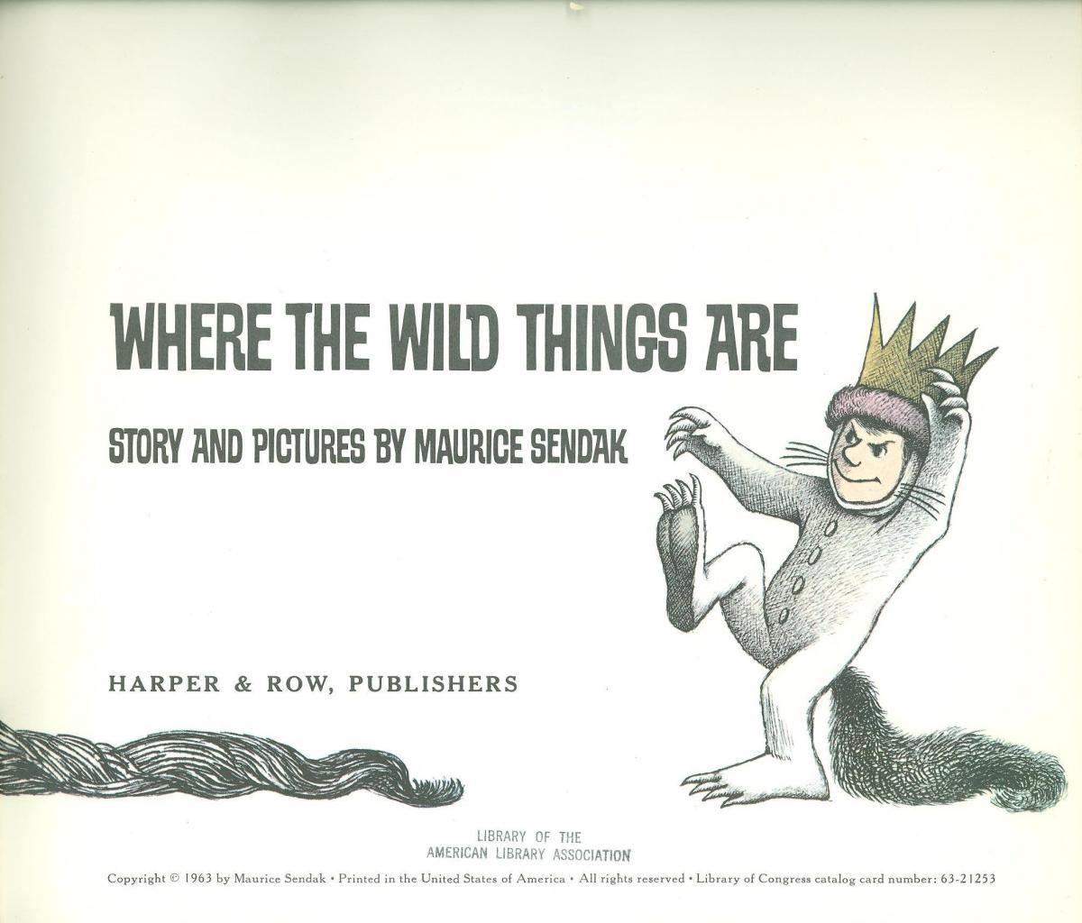 Where the Wild Things Are - image