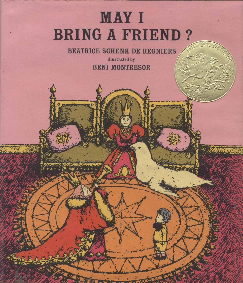 May I Bring a Friend? - book cover image