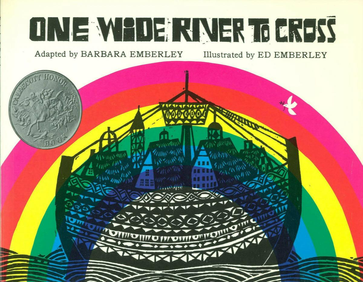 One Wide River to Cross - book cover image