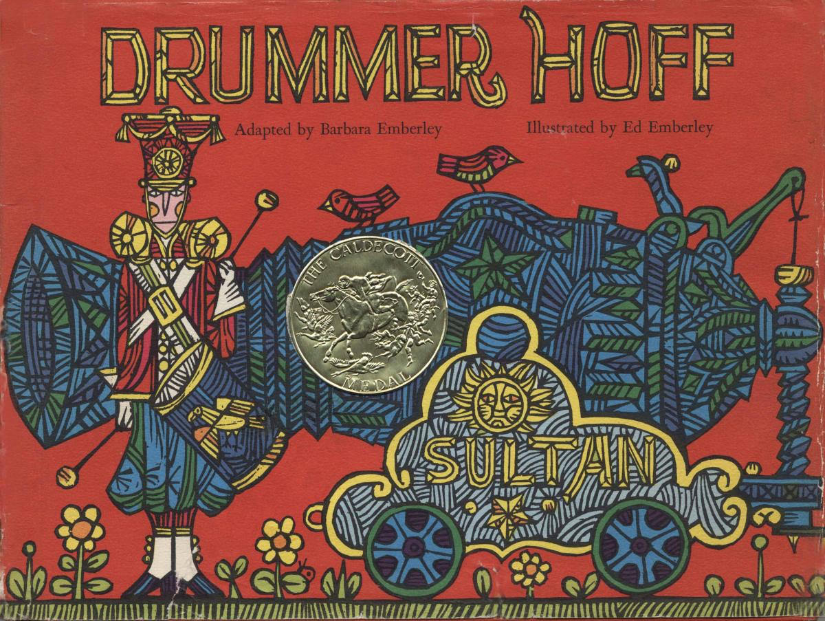 Drummer Hoff - book cover image