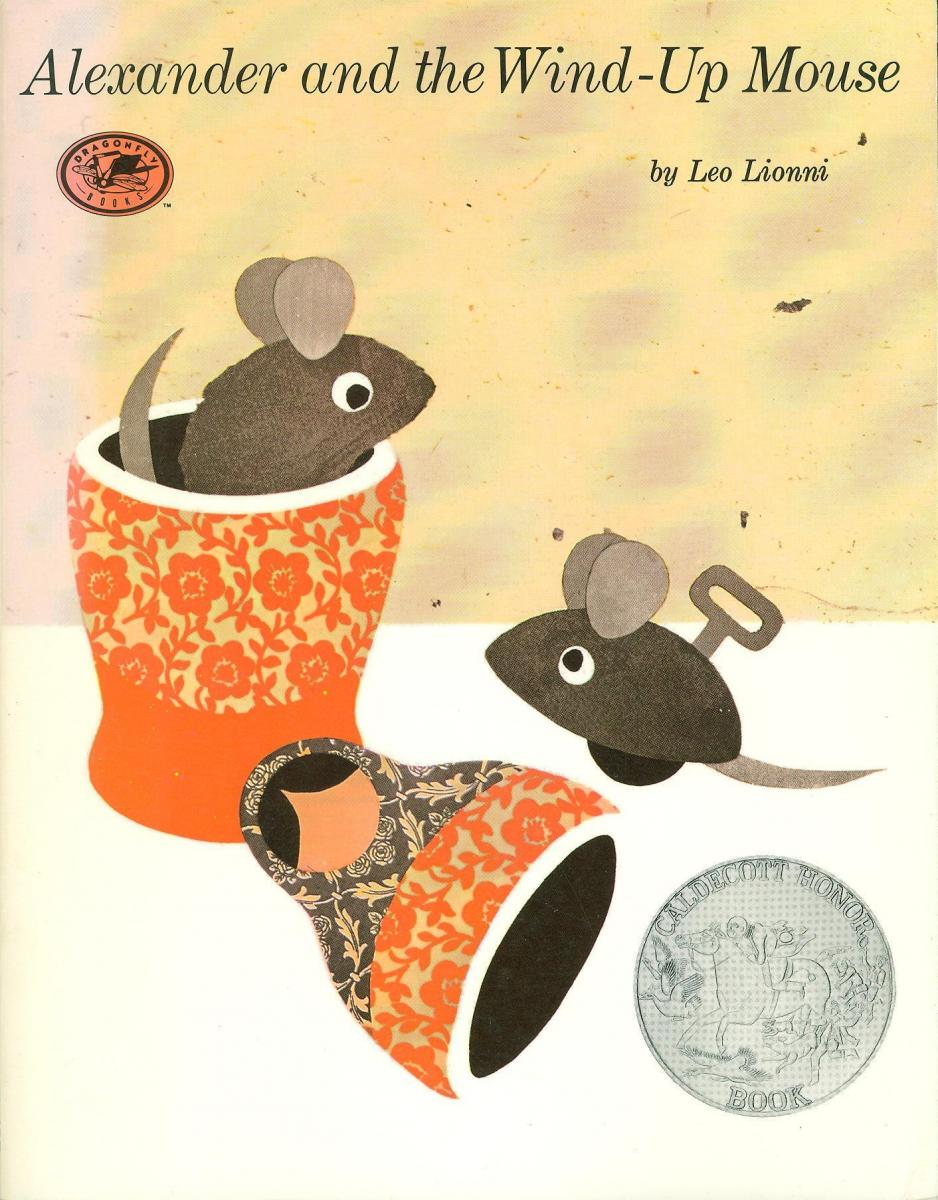 Alexander and the Wind-Up Mouse - book cover image