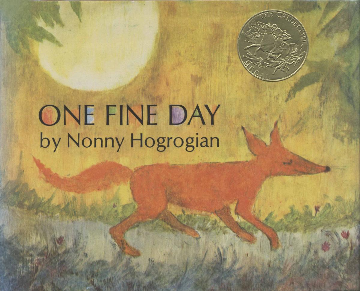 One Fine Day - book cover image