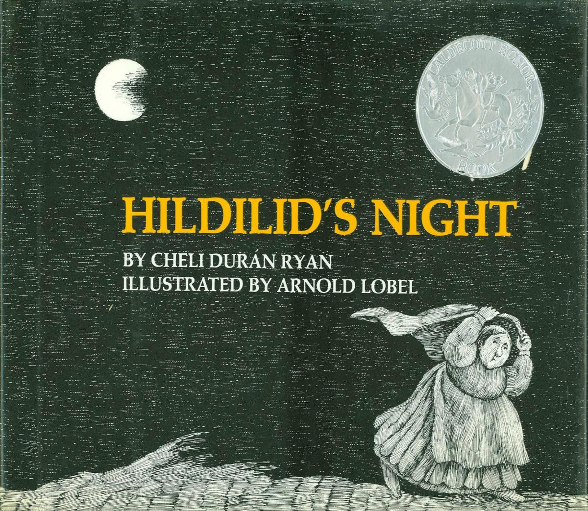 Hildilid's Night - book cover image