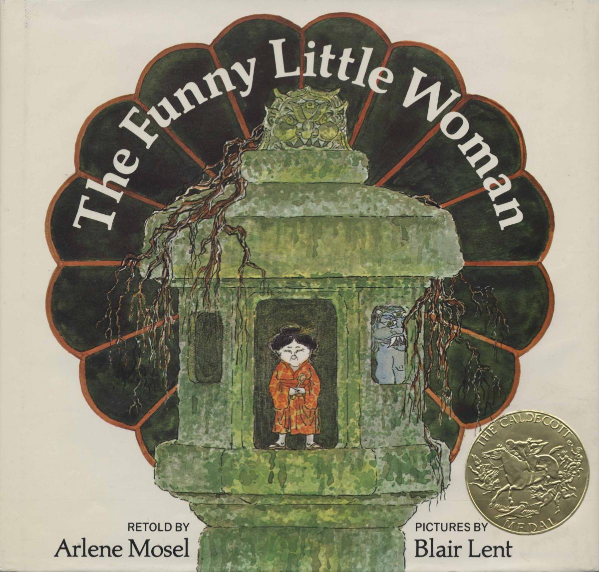 The Funny Little Woman - book cover image