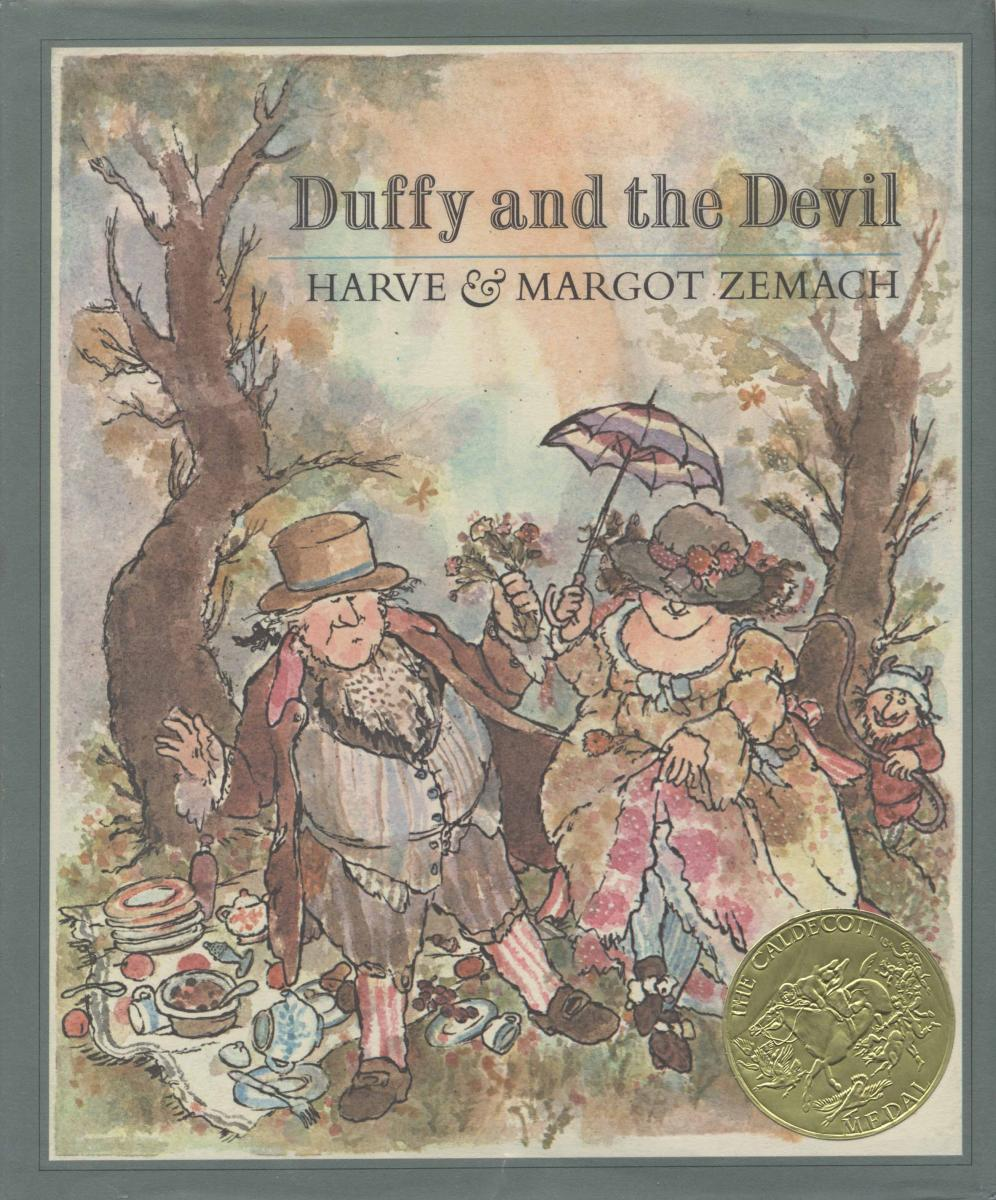 Duffy and the Devil - book cover image