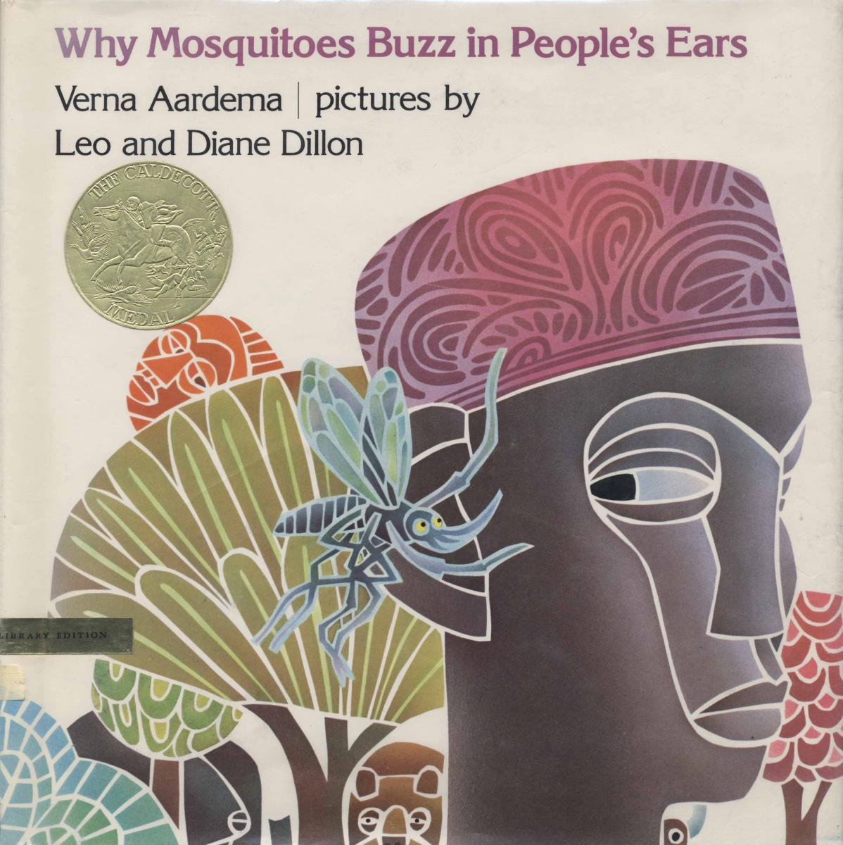 Why Mosquitoes Buzz in People's Ears - book cover image