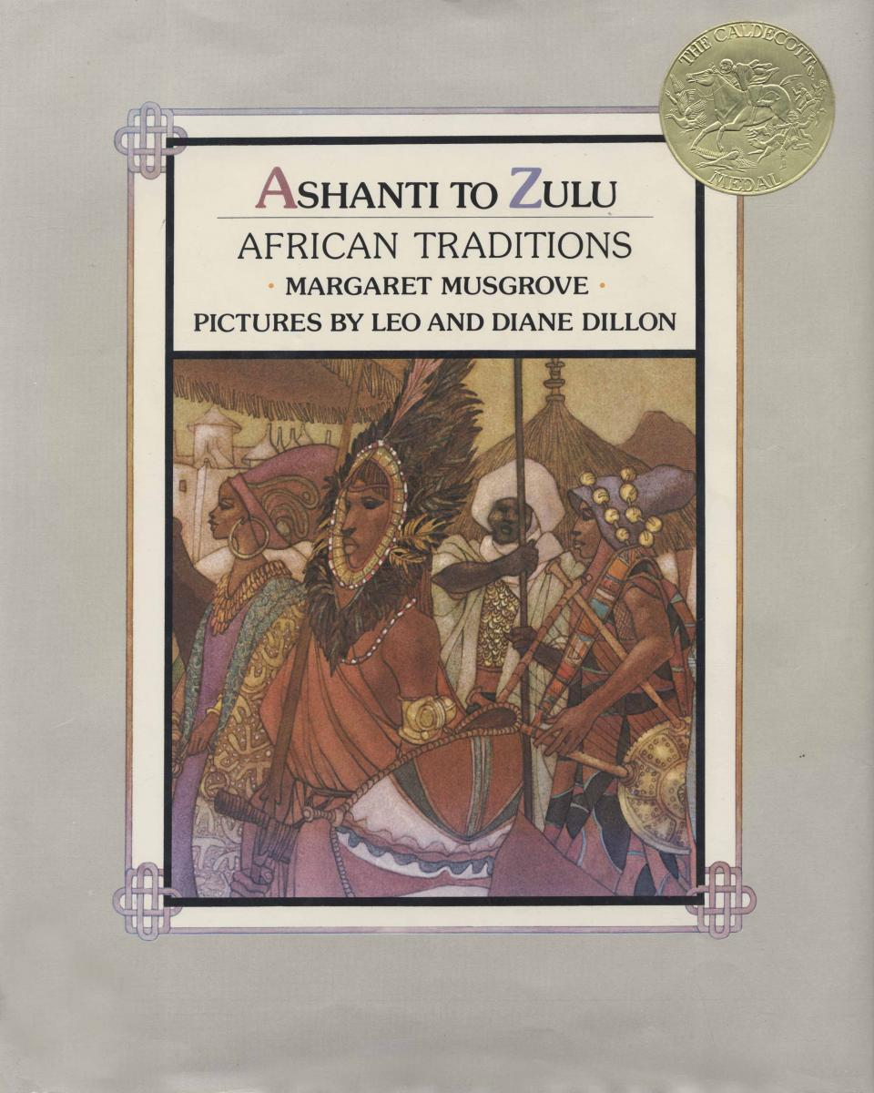 Ashanti to Zulu: African Traditions - book cover image