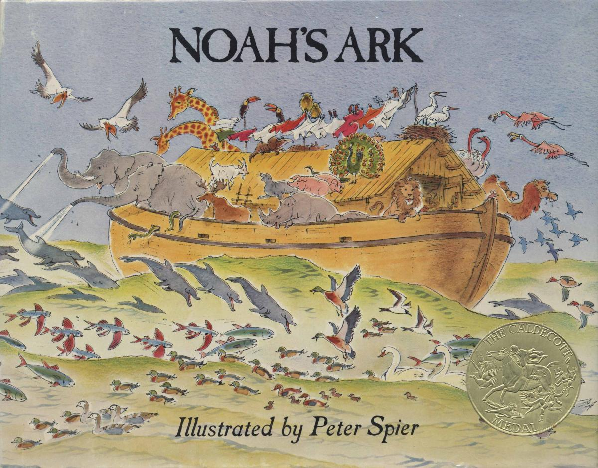 Noah's Ark - book cover image