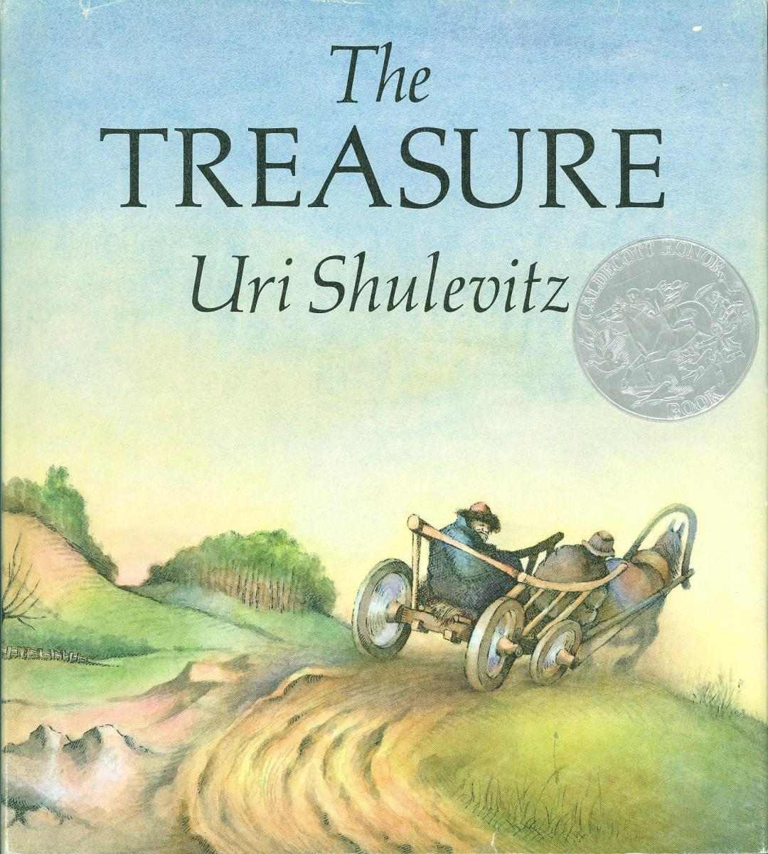 The Treasure - book cover image